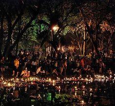 Thailand--Festival of Lights