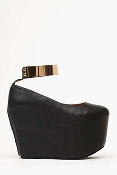 Jeffrey Campbell Point Platform