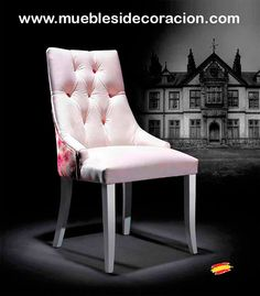 Dining Chairs, Furniture, Home Decor, Templates, Yurts, Mesas, Home, Dining Chair, Interior Design