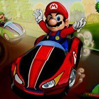 Mario Vs Sonic Racing Game - Play Free Online Games