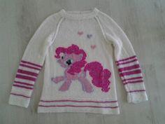 Bianca - sweater   Pattern by Violeta Østerud.