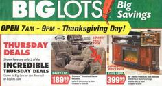 Big Lots Black Friday deals  Copyright © QueenBeeCoupons