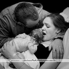 El olor de un recien nacido es lo maximo