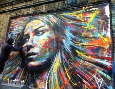 About David Walker Biography   Street Artist