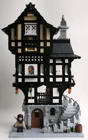 Image result for lego medieval house