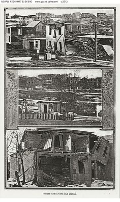 Halifax Explosion, The Mont, History For Kids, Canadian History, Pot Of Gold, Old Photographs, Explosions, Nova Scotia, Geography