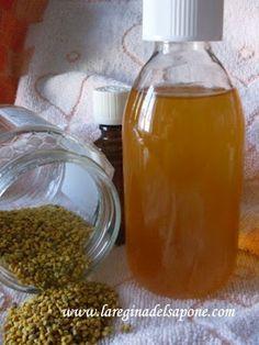 estratto idroalcolico e oleolito