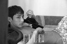 Lee Soo Hyuk - June Elle