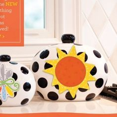 Coton Colors | Happy Everything | Bright Cookie Jar