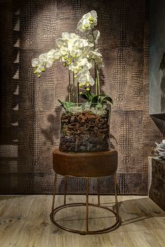 At Alphenberg we are passionate about leather. We love the natural-tough-chique look and feel, we like the way it smells and foremost, we are challenged by the endless possibilities it has to offer. Leather Wall, Fountain, Planter Pots, Wall Decor, Tiles, Luxury, Unique, Outdoor Decor, Nature