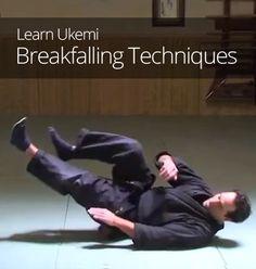 Ukemi: Breakfalling Techniques