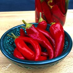 Quick Pickled Chillies are a tasty condiment for spicing up stir fry dishes, soups, Asian rice dishes, burgers, or Russian ones such as Plov. It's also a great way to punch up a hot dog in a bun, much tastier than plain ketchup and mustard (so spicy)! I love pickled foods. Dill Pickles andQuick Pickled …
