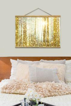 Bedroom art | totally whimsical