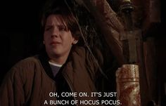 """15 Things You Probably Never Noticed In """"Hocus Pocus"""""""
