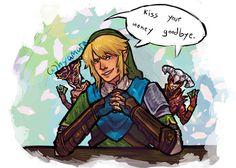 #Nintendo taking my money by hyamara   #ZeldaHW