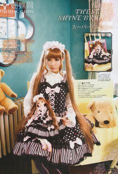 Bjd Lolita style! ^-^