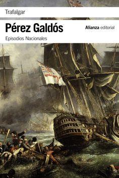 Libro recomendado el 10 de mayo del 2018, 175 aniversario del nacimiento de Benito Pérez Galdós.