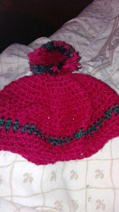 Gorrito lana