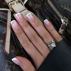 Perfect French Manicure