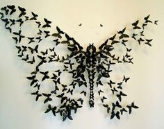Amazing Butterfly Wall-Piece