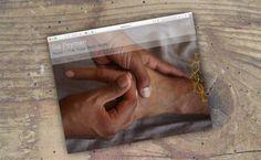 website for Sia Peyman   siapeyman.at, Webdesign: didschidisein.com, Layout: Gina Baschant   lapoesiedelaphotographie.com Corporate Design, Web Design, Cinnamon Sticks, Layout, Weaving, Design Web, Page Layout, Brand Design, Website Designs