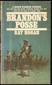 Brandon's posse. 1971 Paperback Books, Westerns, Novels, Sheriff, Book Covers, Blessings, Raising, Gap, Brother