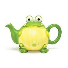 frog teapots - Google Search