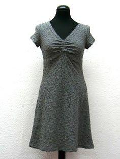 Schnittmuster – Nähanleitung: Kleid Ajaccio – 06-27   schnittquelle-blog.de