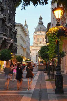 Budapest  | www.shakeit.pl