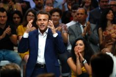 French President Emmanuel Macron spends €26,000 on Makeup in Three Months