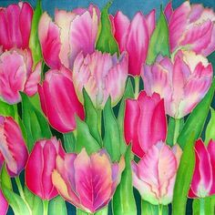 Pauline Townsend - Silk Painter