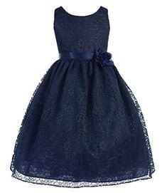 AkiDress Lovely Floral Lace Flower Girl Dress for Little Girl Navy 4 Aki_Dress http://www.amazon.com/dp/B015NQDU7K/ref=cm_sw_r_pi_dp_PRD4wb0601ZDF