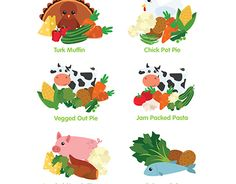 "Check out new work on my @Behance portfolio: ""Toddler's Meals Illustrations for Bloom Foods"" http://on.be.net/1Wb30H1"