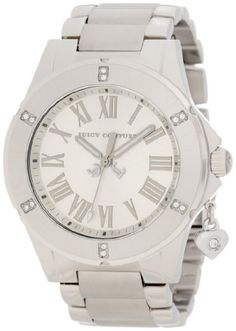 Juicy Couture Women's 1900893 Rich Girl Stainless Steel Bracelet Watch Juicy Couture,http://www.amazon.com/dp/B006B9AEDM/ref=cm_sw_r_pi_dp_S5cbtb0XS7NJSVEA