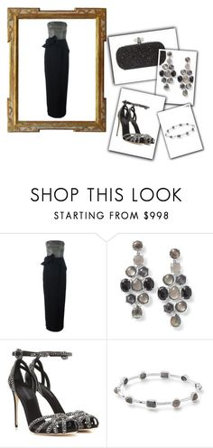 """Outfit # 4268"" by miriam83 ❤ liked on Polyvore featuring Armani Collezioni, Marchesa, Ippolita and Dolce&Gabbana"