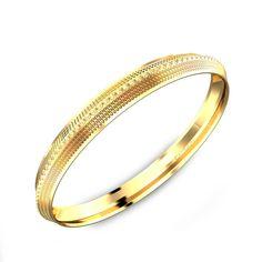 Classic Design Men's Gold Kada