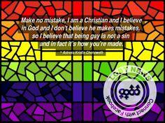 i am a christian i am a lesbian