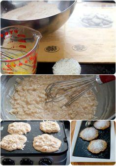 Torrejas de arroz, receta chilena del recuerdo / Rice pancake | En mi cocina hoy