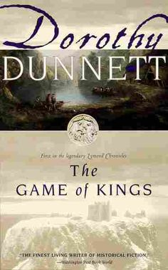 NPR piece on Dorothy Dunnett and how she has influenced writers. Didn't want to lose it.