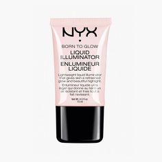 NYX - Iluminador líquido Born to Glow - Ll01: Sunbeam