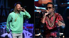 Hear Juicy J, Wiz Khalifa's Party-Ready 'All Night' #headphones #music #headphones