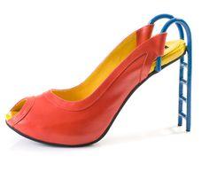 stairway to... umm... heels