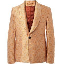 Ann Demeulemeester bu ceketi farklı giyinmeyi sevenler için tasarladı. Beyaz pantolon üzerine deneyin. mrporter.com, 1360 Euro