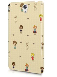 Cool Retro Cute Fun Wallpaper Art Case Cover Design for LeTV Phone