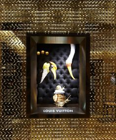 Chameleon Window Campaign | Louis Vuitton Place Vendome. chameleonvisual.com
