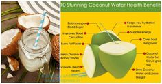 Here are some benefits of coconut water that will make you fond of the drink even more!