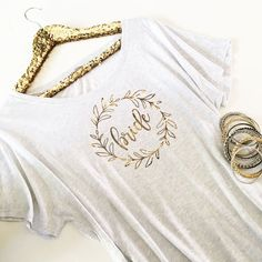 Bride Shirt | Bride to Be Shirt | Bridal Shower Gift