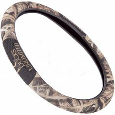 Ducks Unlimited Two-Grip Steering Wheel Cover (Mossy Oak Shadow Grass Blades Camouflage, Microfiber Fabric, Rubber Hand Grips, Sold Individually) Camo Truck Accessories, Boat Accessories, Center Console Boats, Finger, Ducks Unlimited, Mossy Oak Camo, Tractor Supplies, Car Set, Wheel Cover