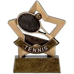 "#""mini star #tennis #tennis trophy #award"", View more on the LINK: http://www.zeppy.io/product/gb/2/111880587647/"