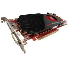 ATI firepro v7750 1GB pci express GDDR3 2-port DVI/video video card by ATI. $644.78. Technical Information:General Brand  ATI Model  100-505561 Interface Interface  PCI Express 2.0 x16 Chipset Chipset Manufacturer  ATI GPU  FirePro V7750 Stream Processors  320 Stream Processing Units Memory Memory Size  1GB Memory Interface  128-bit Memory Type  GDDR3 3D API DirectX  DirectX 10.1 OpenGL  OpenGL 2.1 Ports DisplayPort  2 Spec Digital Resolution  2560 x 1600 Cooler ...